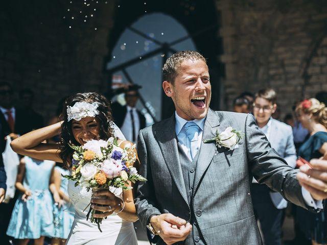 La boda de Neil y Patry en La Pineda, Tarragona 39