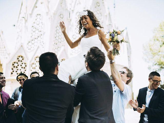 La boda de Neil y Patry en La Pineda, Tarragona 40