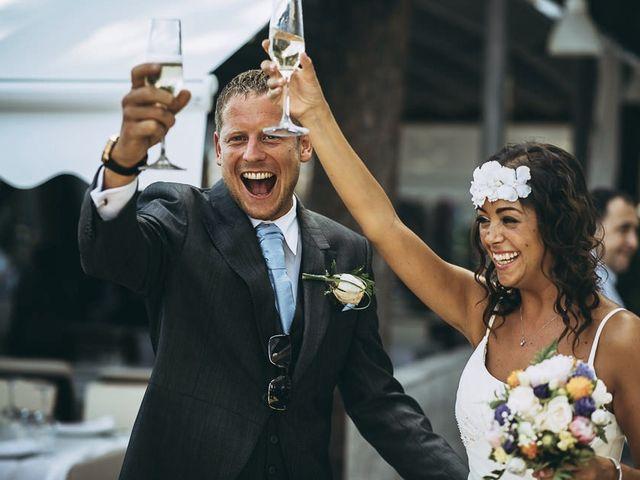 La boda de Neil y Patry en La Pineda, Tarragona 41
