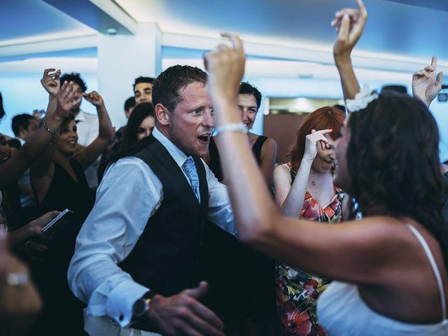 La boda de Neil y Patry en La Pineda, Tarragona 43