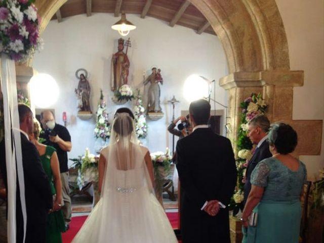La boda de Marcos y Patricia en Arzua, A Coruña 5
