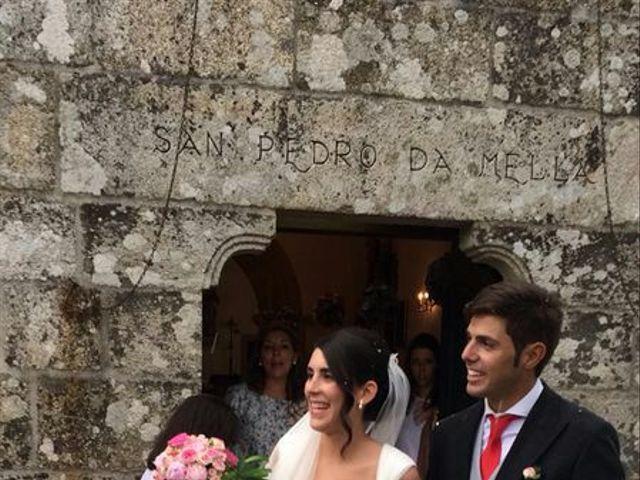 La boda de Marcos y Patricia en Arzua, A Coruña 7