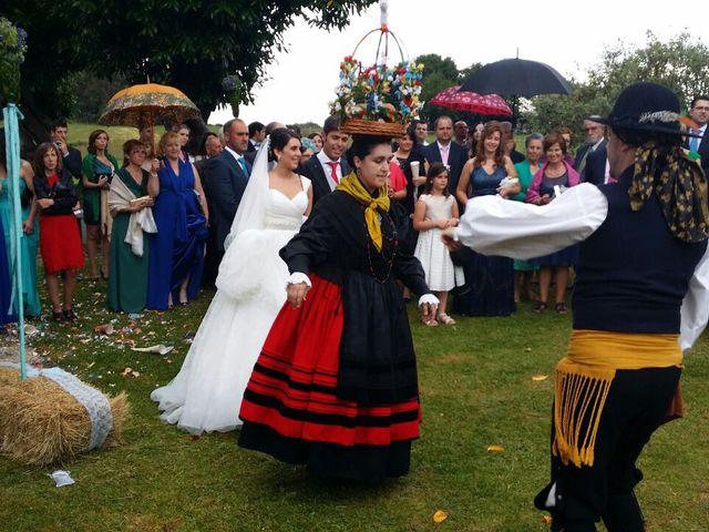 La boda de Marcos y Patricia en Arzua, A Coruña 1
