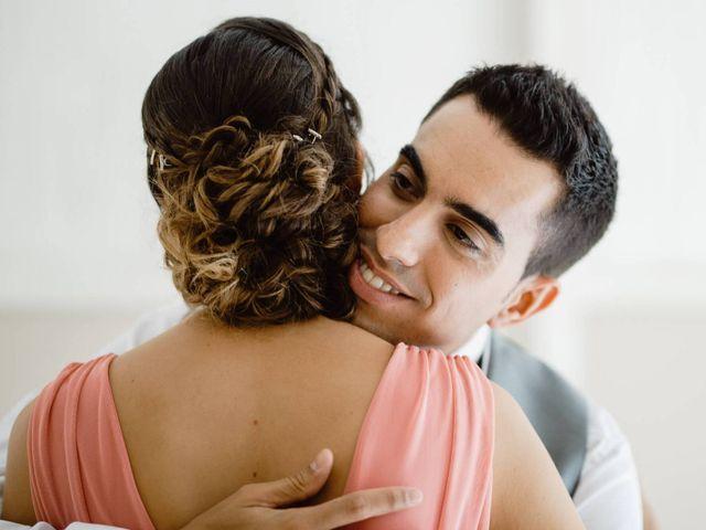 La boda de Ángel y Lara en Alella, Barcelona 4