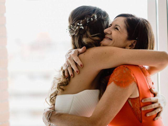 La boda de Ángel y Lara en Alella, Barcelona 12