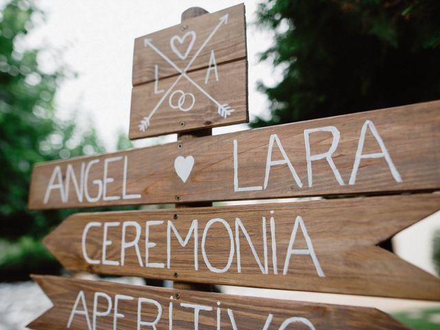 La boda de Ángel y Lara en Alella, Barcelona 15