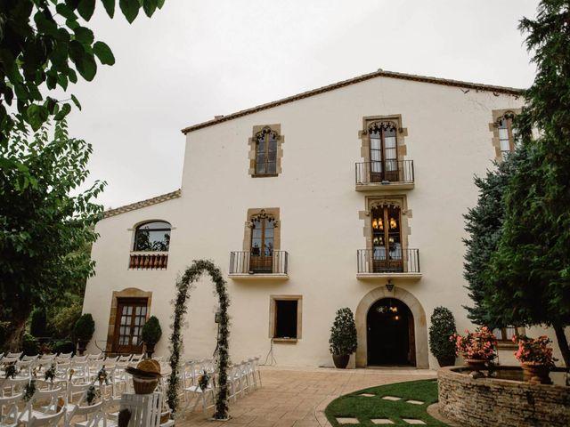 La boda de Ángel y Lara en Alella, Barcelona 18