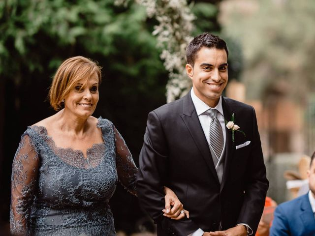 La boda de Ángel y Lara en Alella, Barcelona 20