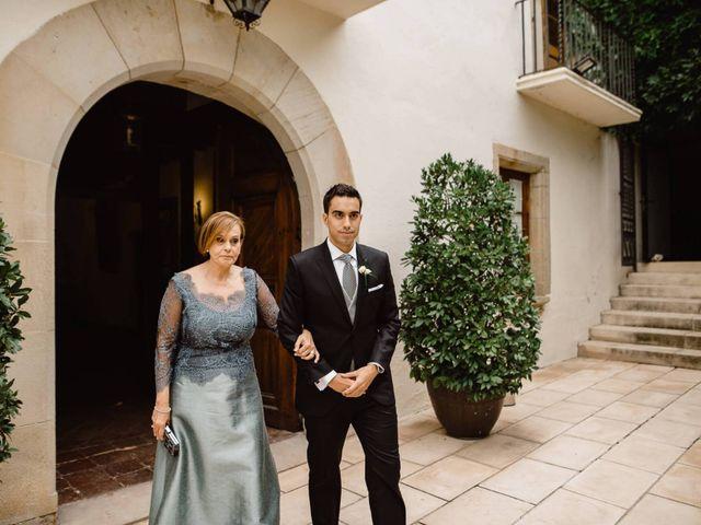 La boda de Ángel y Lara en Alella, Barcelona 21