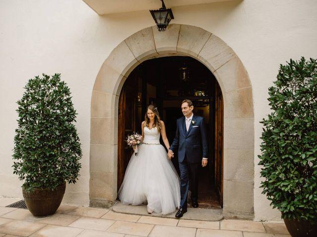 La boda de Ángel y Lara en Alella, Barcelona 23