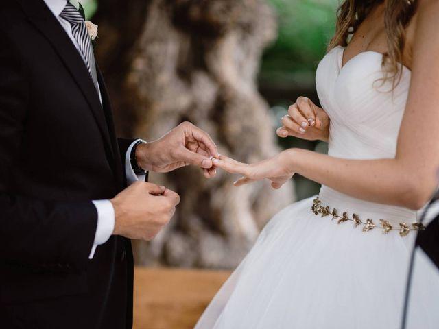 La boda de Ángel y Lara en Alella, Barcelona 27