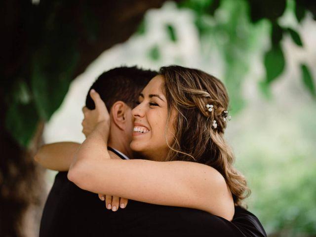 La boda de Ángel y Lara en Alella, Barcelona 28