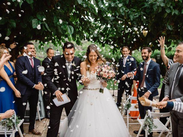 La boda de Ángel y Lara en Alella, Barcelona 29