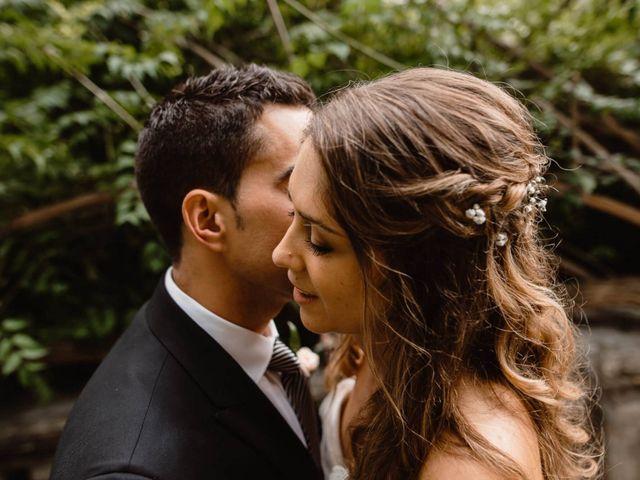 La boda de Ángel y Lara en Alella, Barcelona 33
