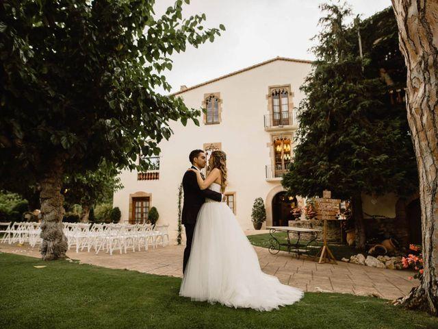 La boda de Ángel y Lara en Alella, Barcelona 36