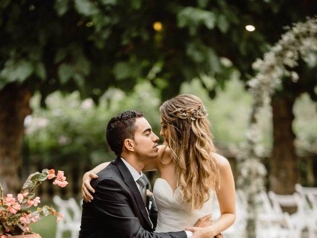 La boda de Ángel y Lara en Alella, Barcelona 37