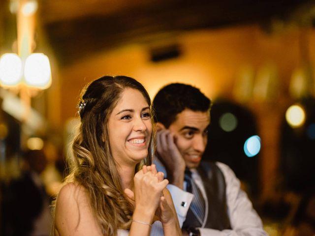 La boda de Ángel y Lara en Alella, Barcelona 41