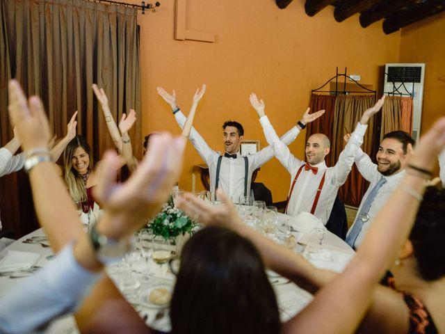 La boda de Ángel y Lara en Alella, Barcelona 42