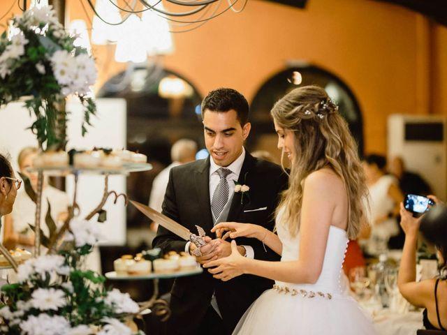 La boda de Ángel y Lara en Alella, Barcelona 43