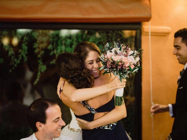 La boda de Ángel y Lara en Alella, Barcelona 44