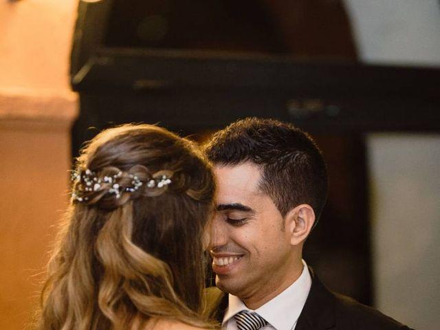La boda de Ángel y Lara en Alella, Barcelona 45