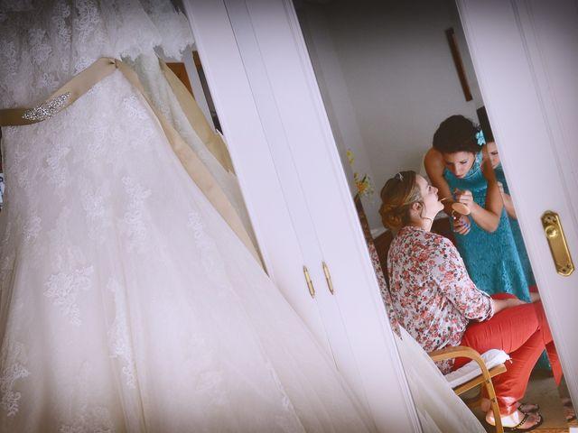 La boda de Yarim y Cristina en Cabezuela Del Valle, Cáceres 15
