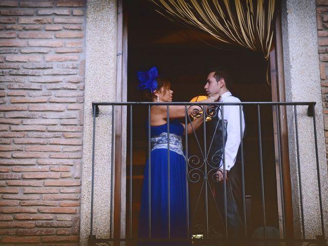 La boda de Yarim y Cristina en Cabezuela Del Valle, Cáceres 20