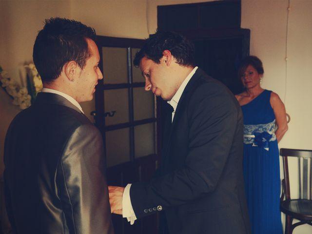 La boda de Yarim y Cristina en Cabezuela Del Valle, Cáceres 26