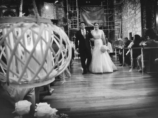La boda de Yarim y Cristina en Cabezuela Del Valle, Cáceres 28