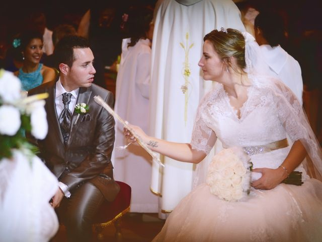 La boda de Yarim y Cristina en Cabezuela Del Valle, Cáceres 29