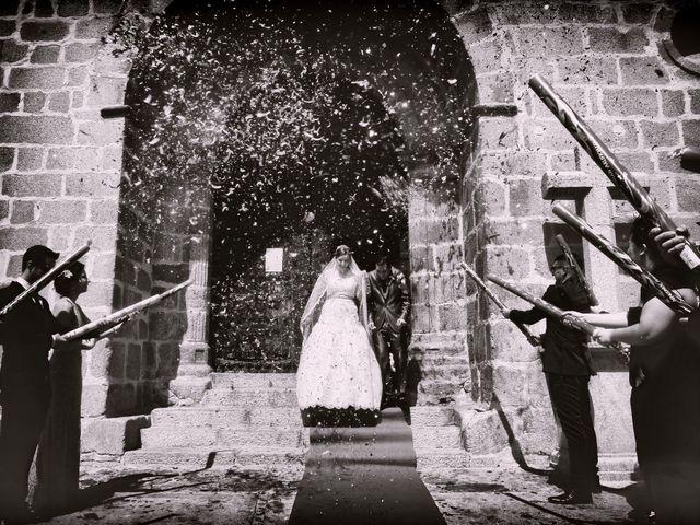 La boda de Yarim y Cristina en Cabezuela Del Valle, Cáceres 31