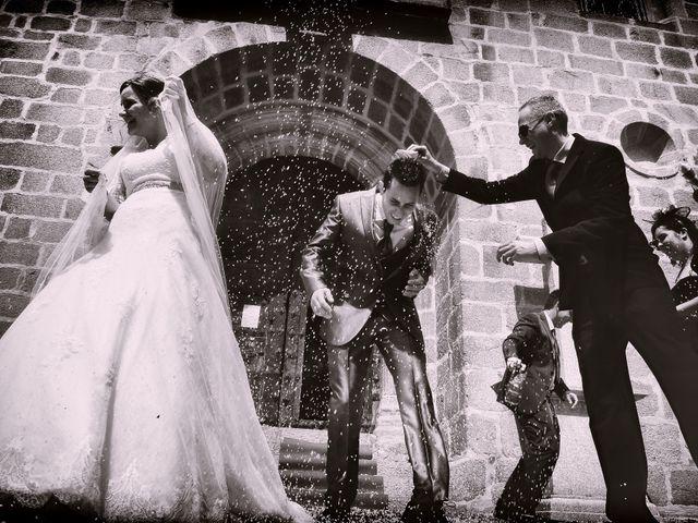 La boda de Yarim y Cristina en Cabezuela Del Valle, Cáceres 32