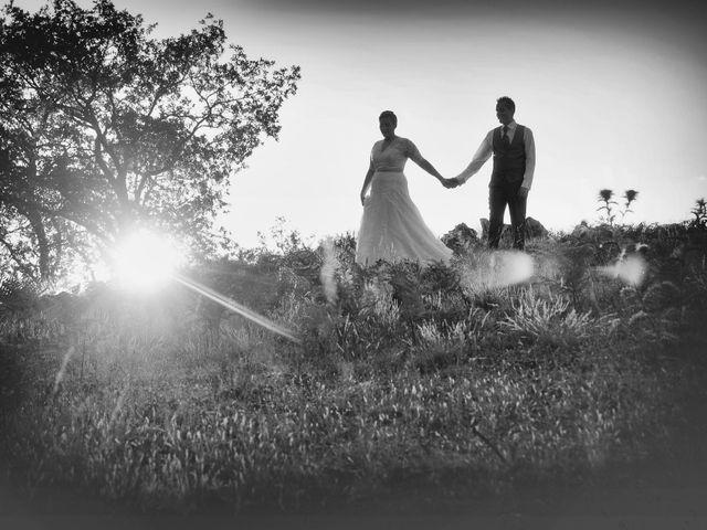 La boda de Yarim y Cristina en Cabezuela Del Valle, Cáceres 34