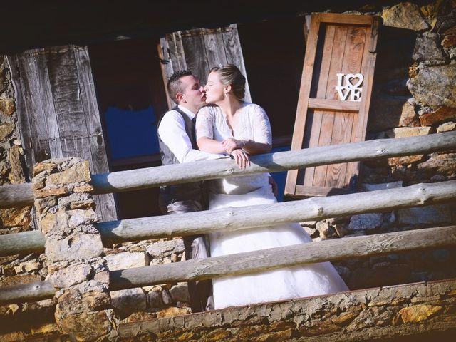 La boda de Yarim y Cristina en Cabezuela Del Valle, Cáceres 35