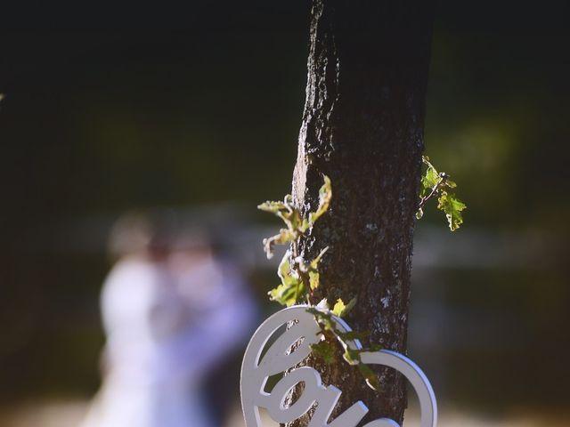 La boda de Yarim y Cristina en Cabezuela Del Valle, Cáceres 37