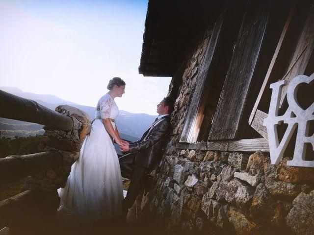 La boda de Yarim y Cristina en Cabezuela Del Valle, Cáceres 38
