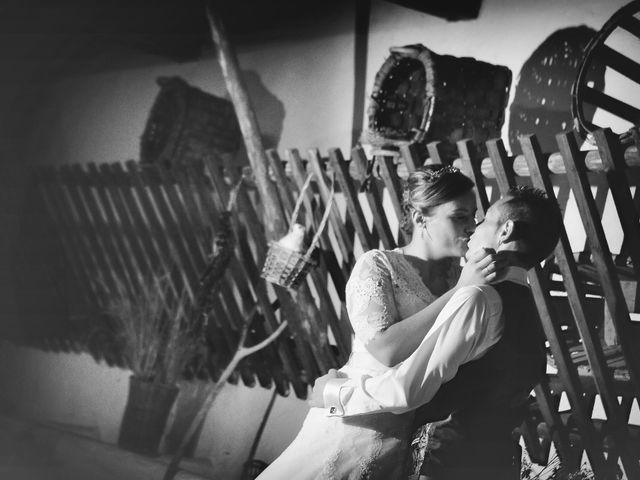 La boda de Yarim y Cristina en Cabezuela Del Valle, Cáceres 42