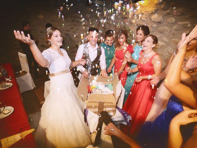 La boda de Yarim y Cristina en Cabezuela Del Valle, Cáceres 43