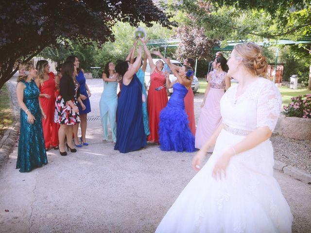 La boda de Yarim y Cristina en Cabezuela Del Valle, Cáceres 44