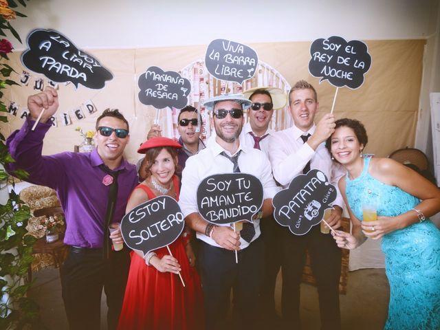 La boda de Yarim y Cristina en Cabezuela Del Valle, Cáceres 45