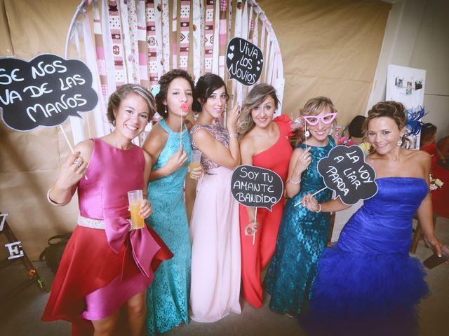 La boda de Yarim y Cristina en Cabezuela Del Valle, Cáceres 46