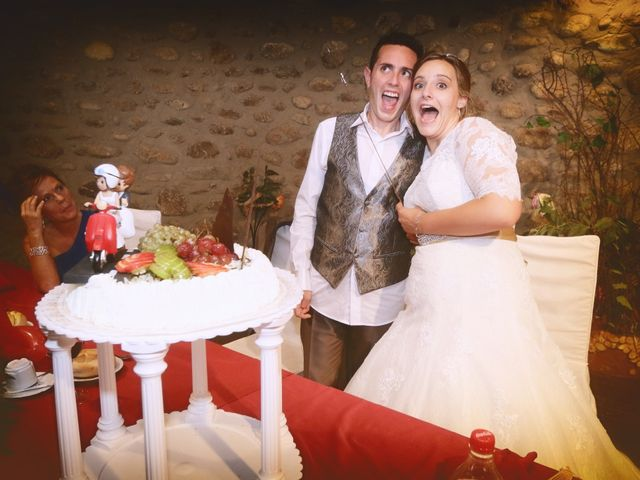 La boda de Yarim y Cristina en Cabezuela Del Valle, Cáceres 47