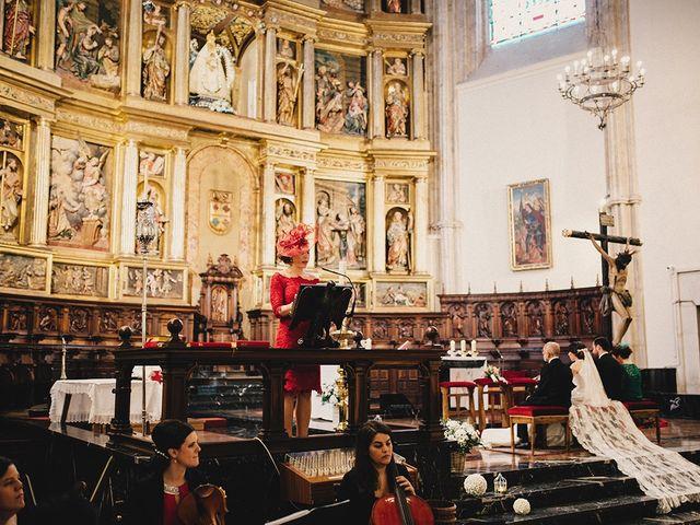 La boda de Jesús y Cristina en Miguelturra, Ciudad Real 17