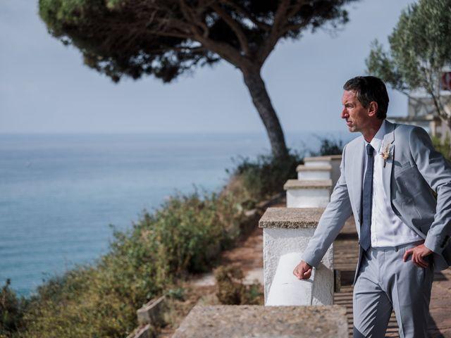 La boda de Valerie y Guillaume en Arenys De Mar, Barcelona 7