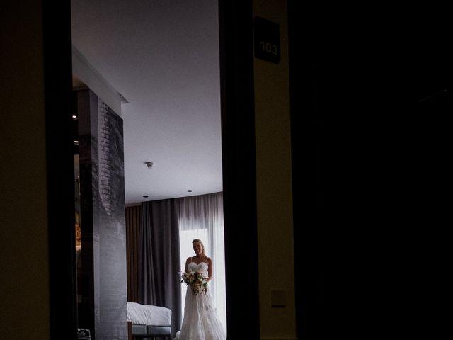 La boda de Valerie y Guillaume en Arenys De Mar, Barcelona 19