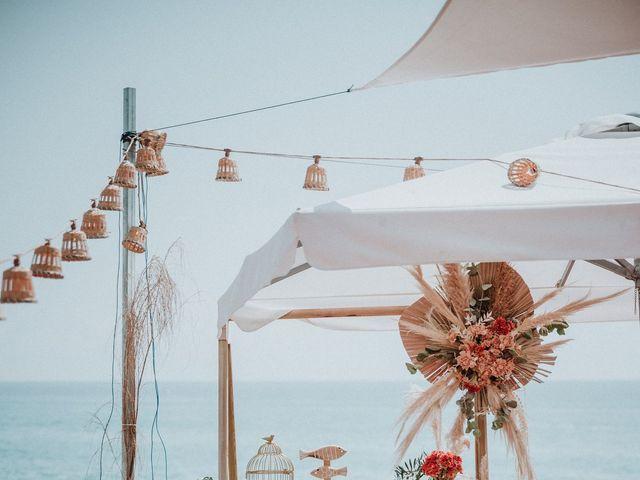 La boda de Valerie y Guillaume en Arenys De Mar, Barcelona 24