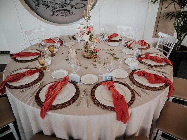 La boda de Valerie y Guillaume en Arenys De Mar, Barcelona 26
