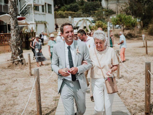 La boda de Valerie y Guillaume en Arenys De Mar, Barcelona 28