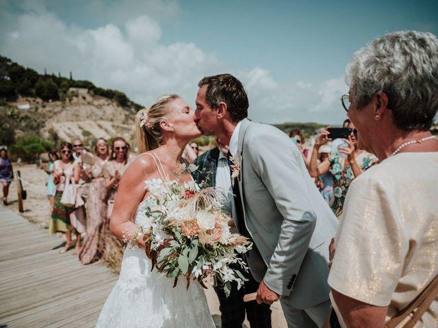 La boda de Valerie y Guillaume en Arenys De Mar, Barcelona 36