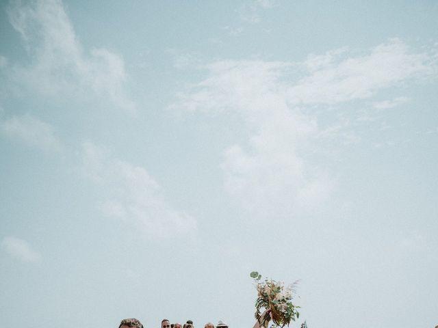 La boda de Valerie y Guillaume en Arenys De Mar, Barcelona 37